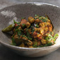 Take Advantage of A Spring Treat With This Fresh Chickpea Masala.