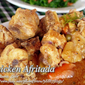 Chicken Afritada