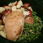 Crock Pot Chicken w/ Potatoes and Green Beans