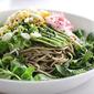 Black Sesame Noodle Bowl