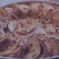 Apples & Cinnamon Croissant Bread Pudding