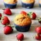 Strawberry Orange Muffins