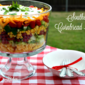 Southern Cornbread Salad & The 2016 Martha White Virtual Cornbread Potluck