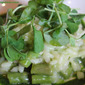 Perfect Pair: Asparagus Risotto