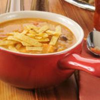 Tex-Mex Chicken and Vegetable Soup