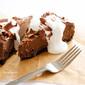 Avocado Chocolate Mousse Cake