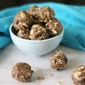 Almond Butter and Coconut Energy Bites