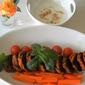 Sweet Potato Vegetable Patties