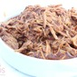 Slow-Cooked Shredded BBQ Chicken