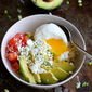 Quinoa Avocado Breakfast Bowl Recipe
