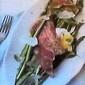 Asparagus & Egg & Bacon Bake