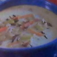 Cheesy Cream Of Potato Soup