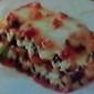 Cream Cheese & Black Olive Lasagna