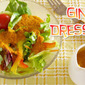 Ginger Dressing (Japanese Restaurant Style) - Video Recipe