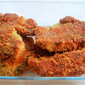 Baked Chicken Parmesan Cutlets