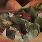 Apple & Spinach & Walnut Cold Salad