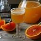 Sparkling Cara Cara Orange Punch