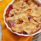 Apricot Cherry Crisp Season