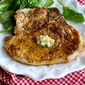 Herbed Pork Chops with Garlic Butter Recipe