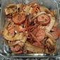 Korean Fish Cake and Italian Sausages