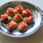 Watermelon Chaat Masala And Mint Salad