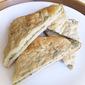 Savory Zucchini Sandwich Cake
