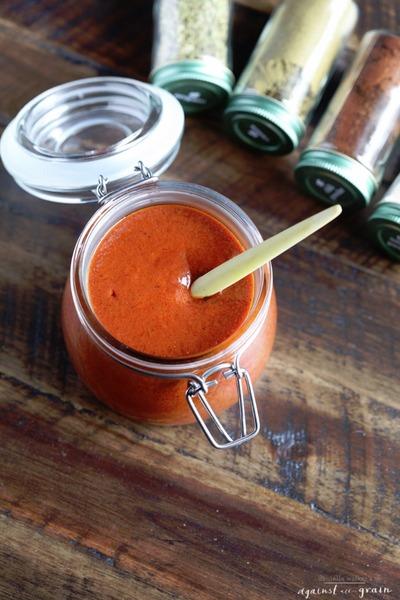 Easy Gluten-Free Enchilada Sauce