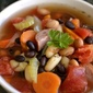 Kielbasa-Bean Slow Cooker Soup