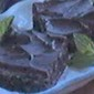 Chocolate-Mint-Nutella-No Bake Squares