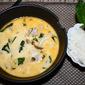 Thai Soup Is Good Food.