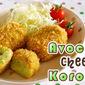 Avocado Cheese Korokke (Croquettes) - Video Recipe