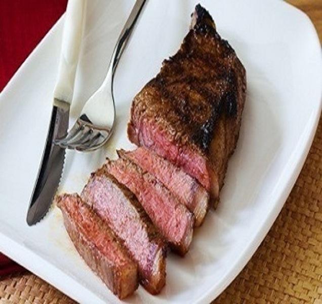 Grilled Cajun Steaks