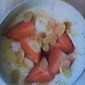 Lemon-Poppy Yogurt Breakfast Bowl with Fresh Strawberries and Almonds