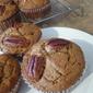 Banana Pineapple Pecan Raisin muffins (Gluten-Free)