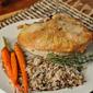 Thyme & Garlic Roast Chicken