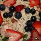 Berry Blasted Chicken Salad (Low Calorie Options)