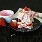 Strawberry Confetti Cake