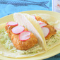 Saucy Mama Blogger Contest 2016: Craft Beer Battered Fish Tacos with Jezebel Slaw and Stacked Steak and Potato Salad