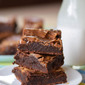 Cookie Butter Caramel Swirled Brownies #SundaySupper