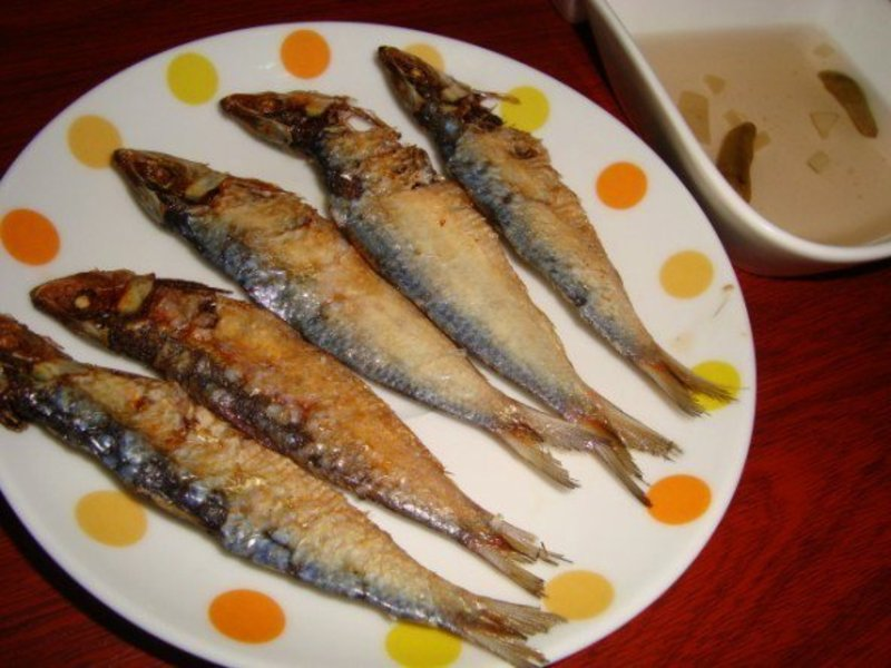 Tuyo (Dried Fish)