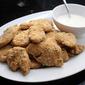 Baked Breaded Chicken Tenders