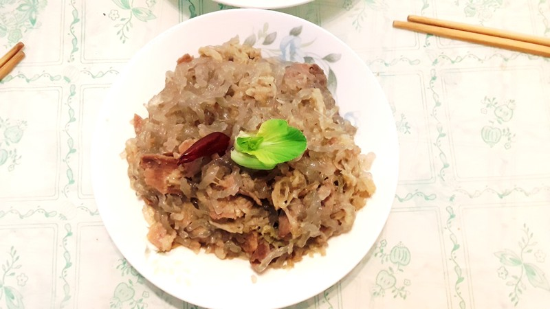 Chinese Dragon Sauerkraut