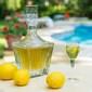 Sorbetto di limone (Lemon Sorbet)