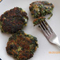 Spinach 'Burgers'