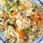 Ramen Noodle Salad with Edamame and Mandarin Oranges