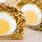 Vegetarian Picnic Eggs