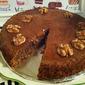 Walnut Cake (Gateau aux noix) for Bastille Day