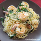 One Pot Shrimp Scampi