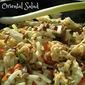 Oriental {Coleslaw} Salad