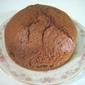 Homemade Steamed Sponge Cake